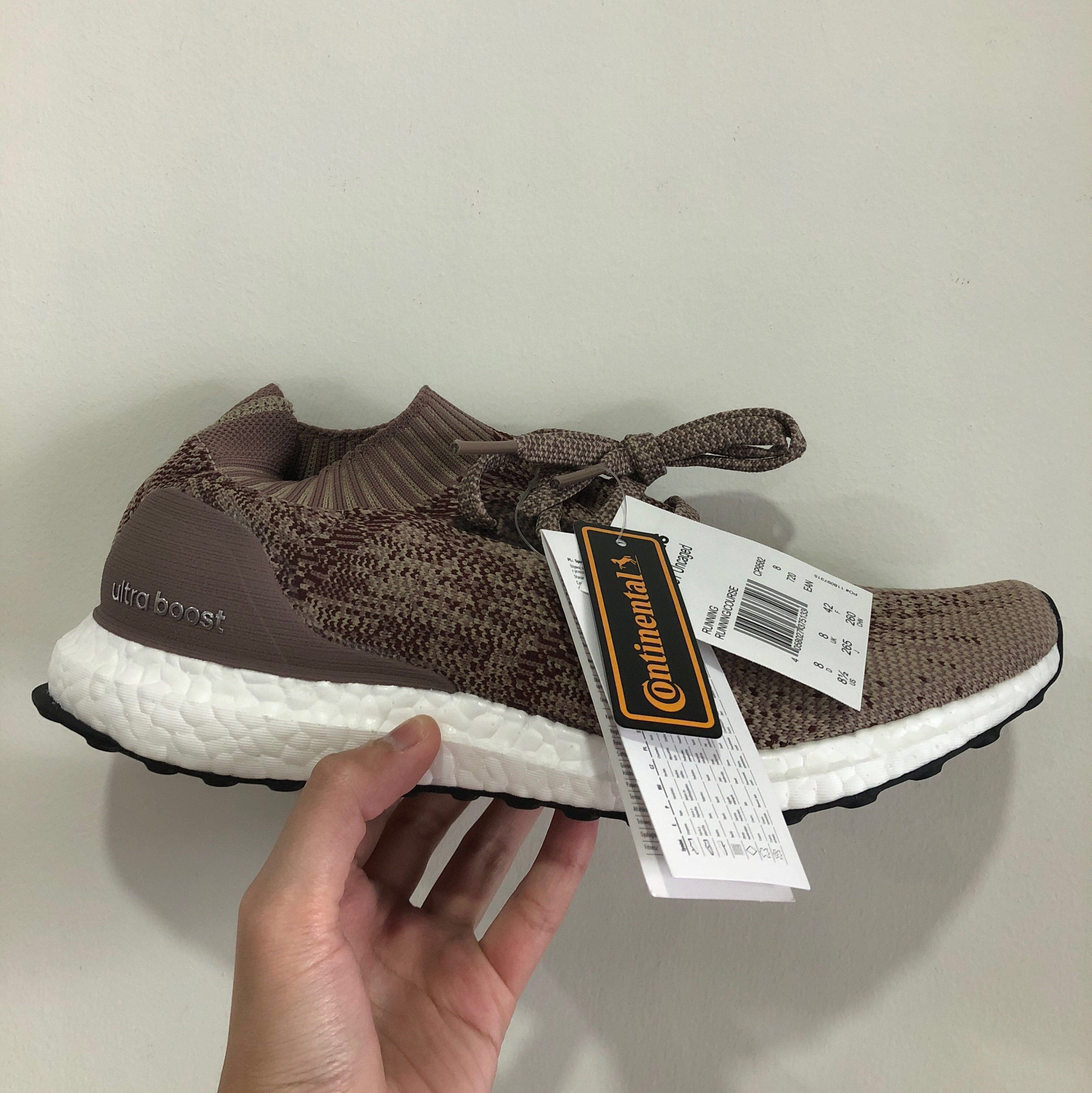 a0feb6d877082 ... clearance adidas ultraboost uncaged mens fashion footwear on carousell  d63ef 3139a