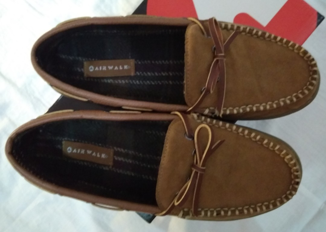10630a8f7a71 AIRWALK Men s Mason Moccasin Slipper