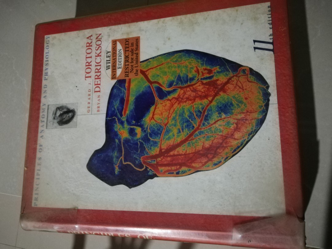 Famoso Tortora And Derrickson Anatomy And Physiology Modelo ...
