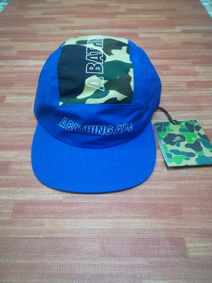 Bape 5 Panel Cap 8a2abc3db91f