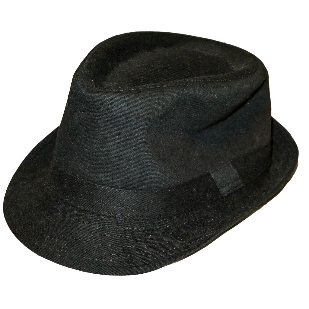 b3452bac Black Hat from Zara (unused), Men's Fashion, Accessories on Carousell
