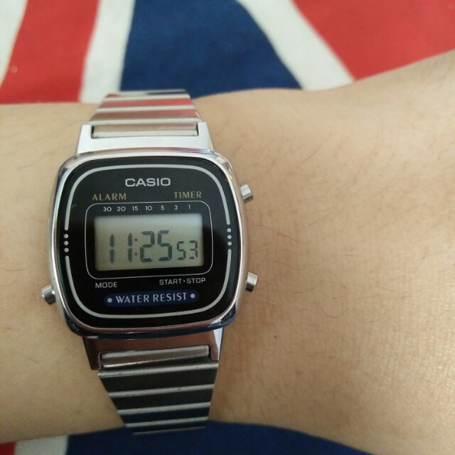 Casio stainless original 453a32f395