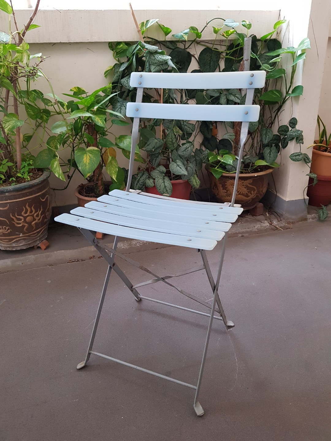 French Garden Chairs Furniture Tables Chairs On Carousell
