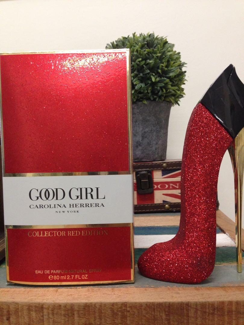 Good Girl Red Edition Tester Produk Badan Dan