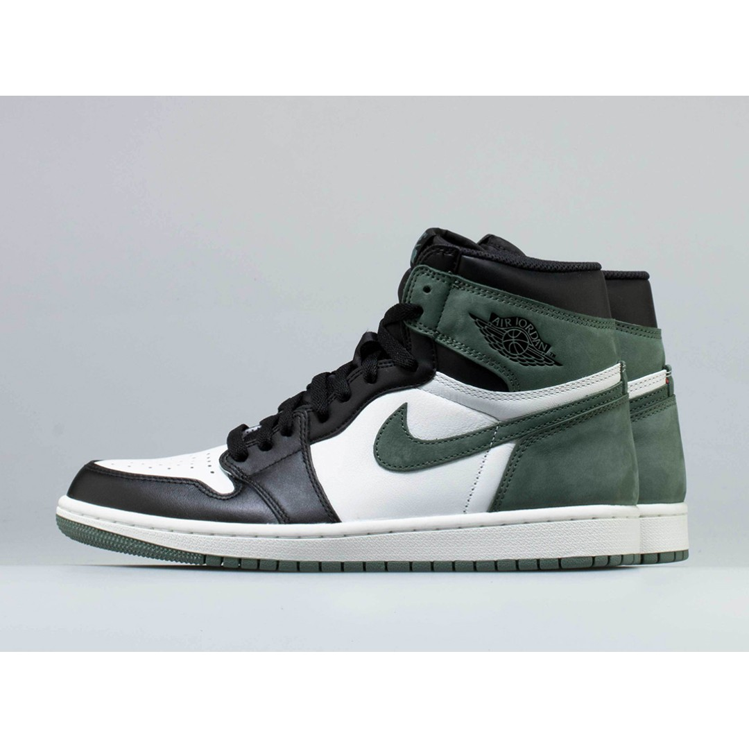 8c828002116b In Transit Authentic Nike Air Jordan 1 Retro High OG Clay Green ...