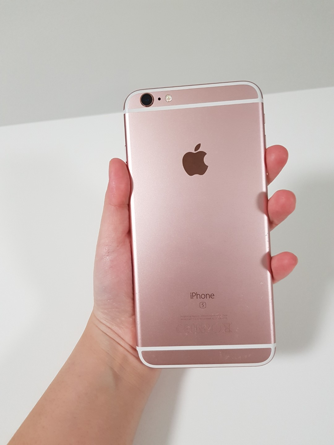 iphone 6s rose 16g usado