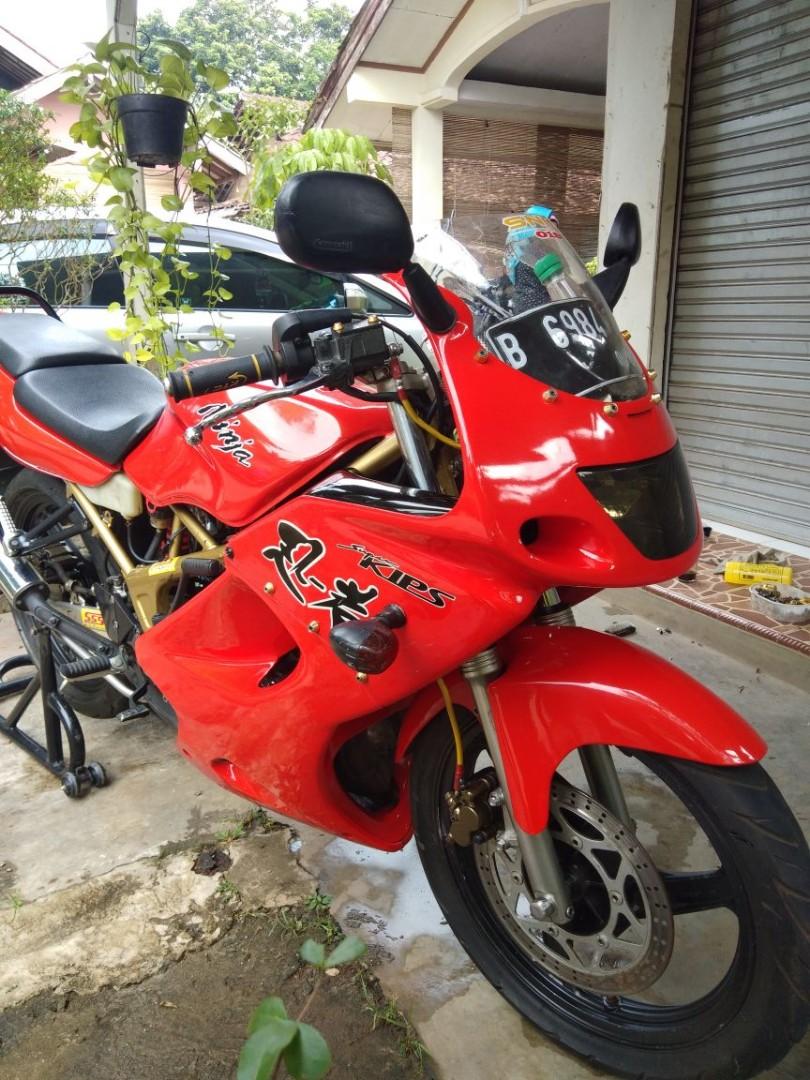 Kawasaki Ninja Rr 2011 Sawangan Depok Pajak Idup Motorbikes On