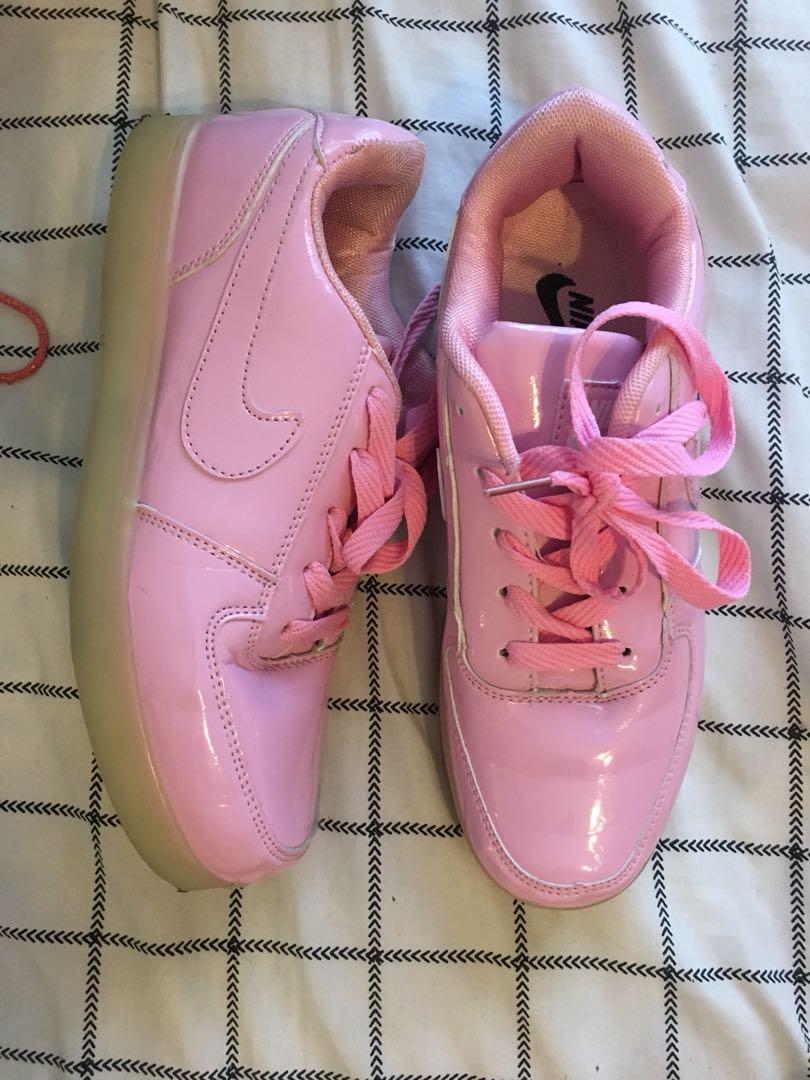 Light up shoes Nike