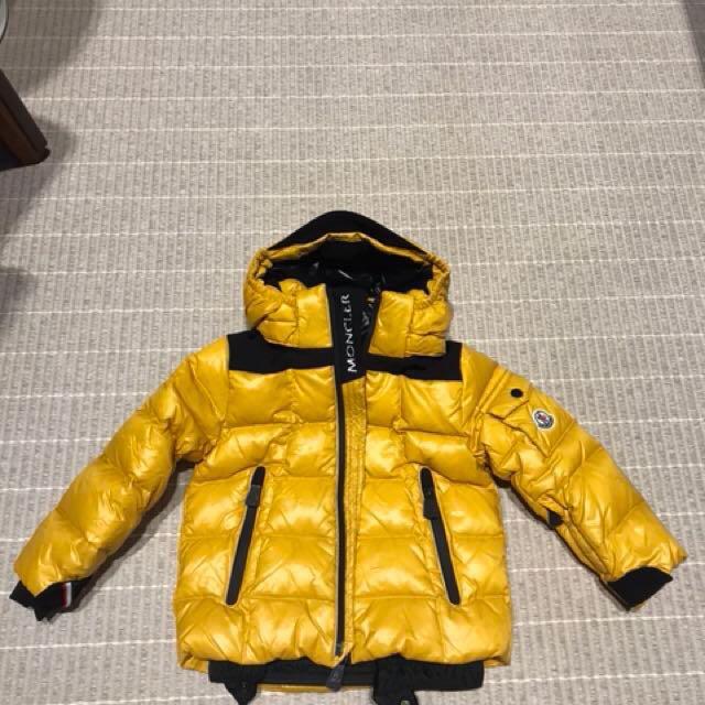 0d1348d6ba83 Moncler Kids Ski Jacket (authentic)