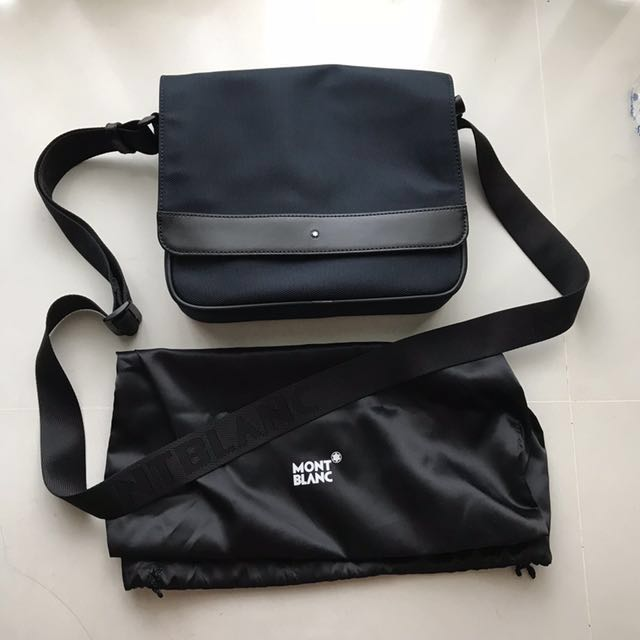 f73344d828 Montblanc Nightflight Reporter Bag on Carousell