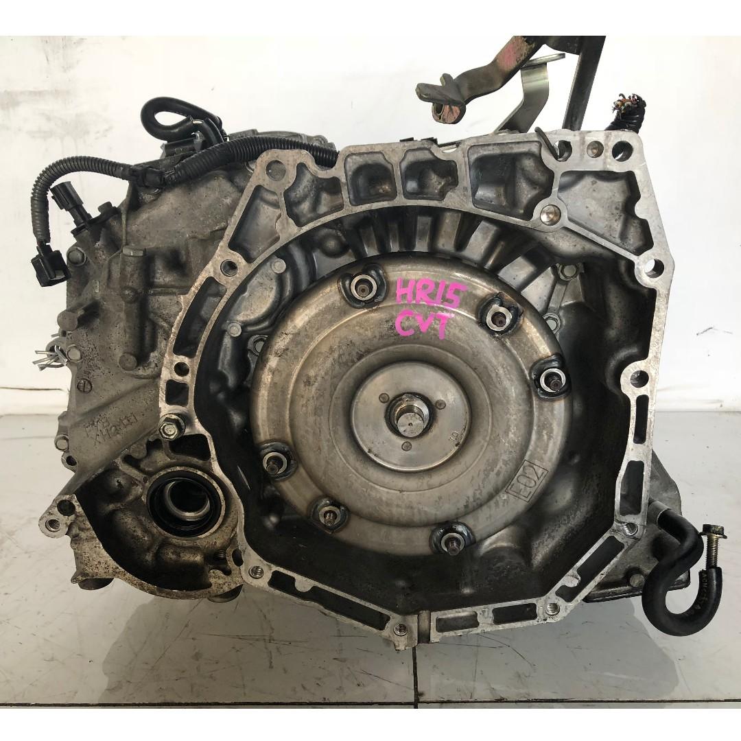 Nissan Sylphy/Latio CVT Transmission
