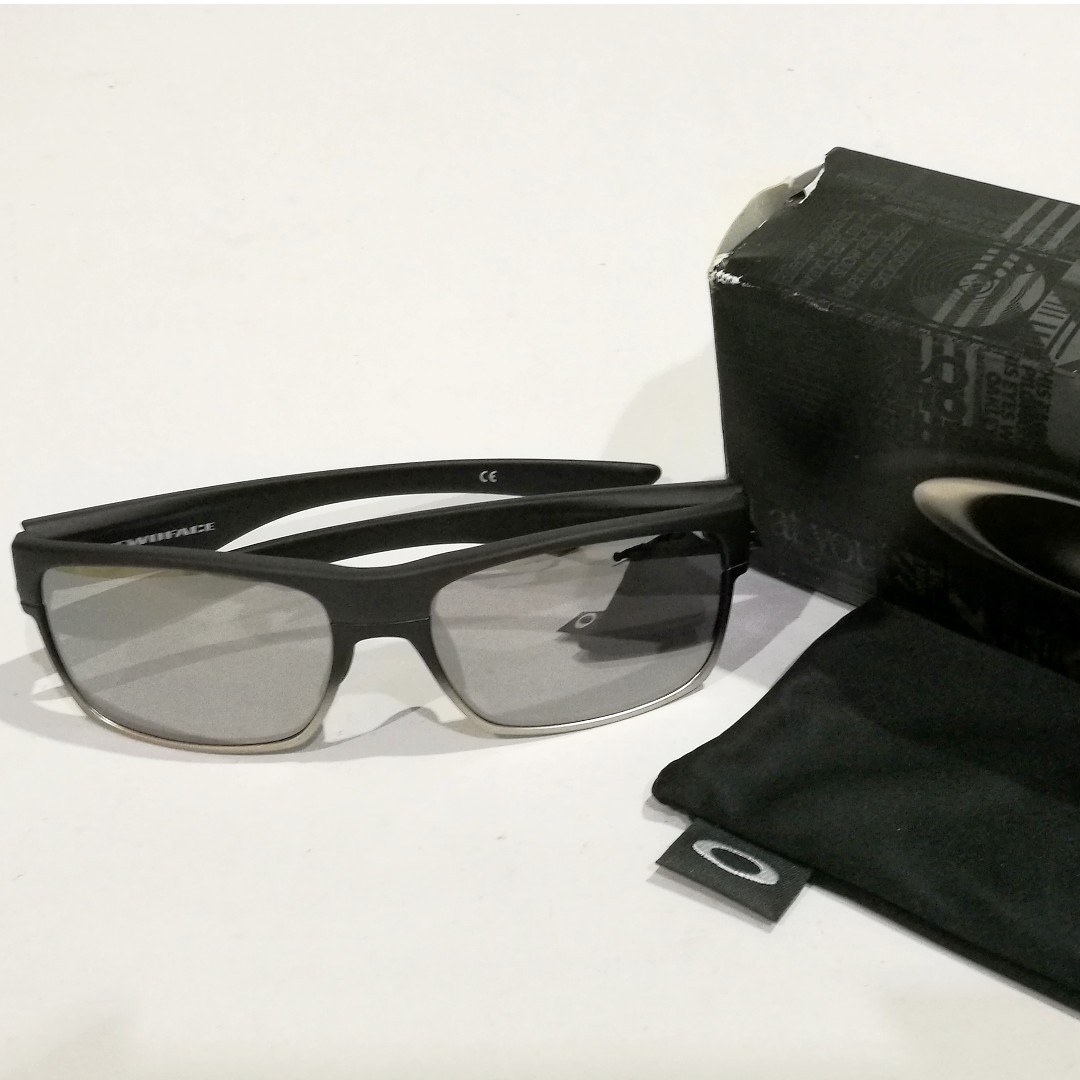 3ce0277bbc oakley TwoFace Asian Fit - Machinist Collection