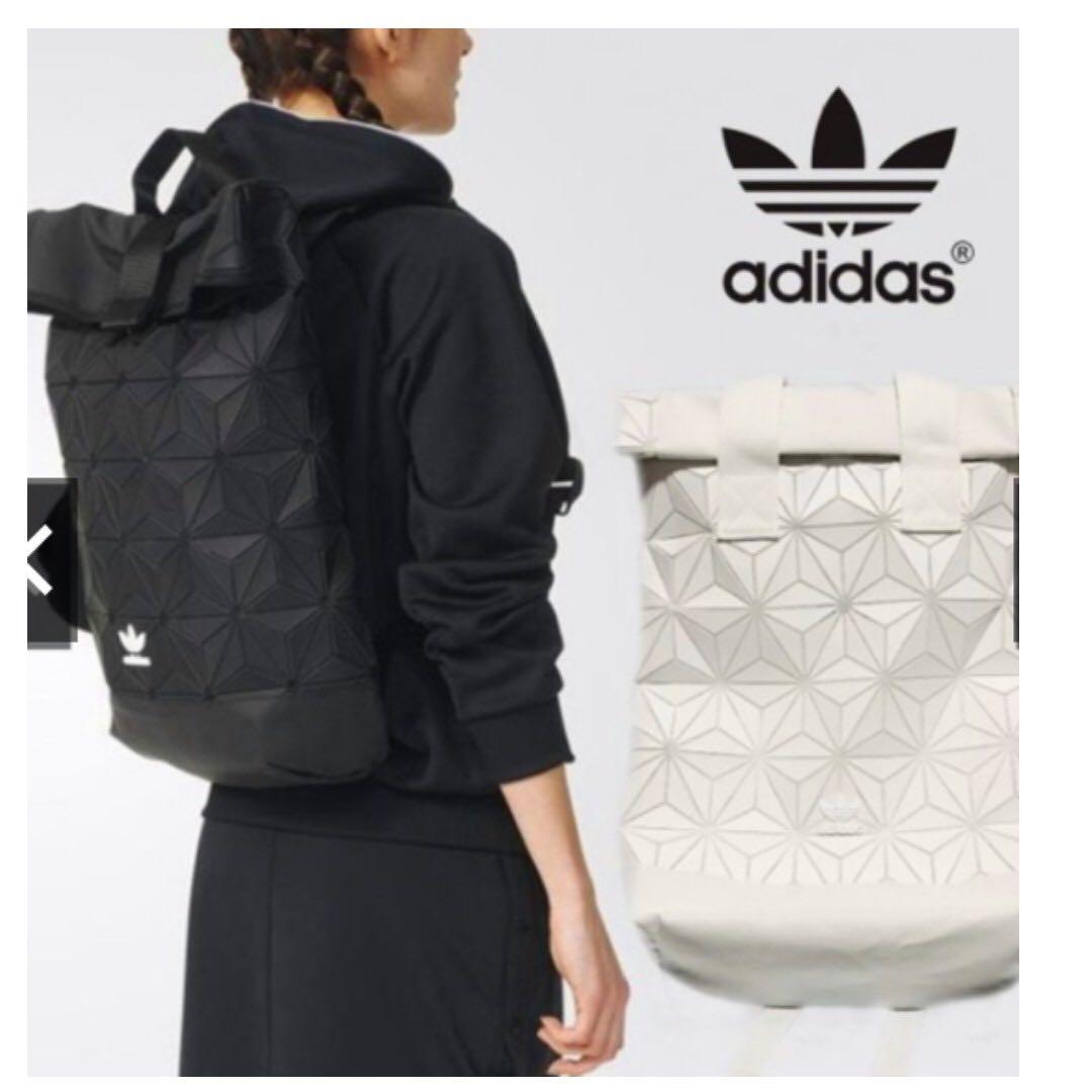 0ecb7ddeed03 Original Adidas x Issey Miyake 3D Urban Mesh Roll Up Backpack ...