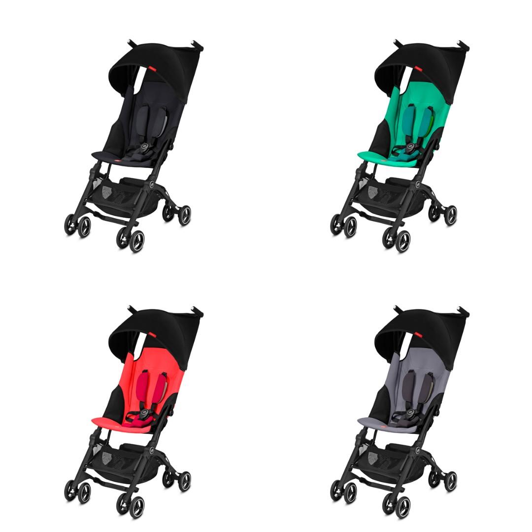 Pockit Plus Pockit Plus Pockit Plus 2018 嬰兒車 手推車