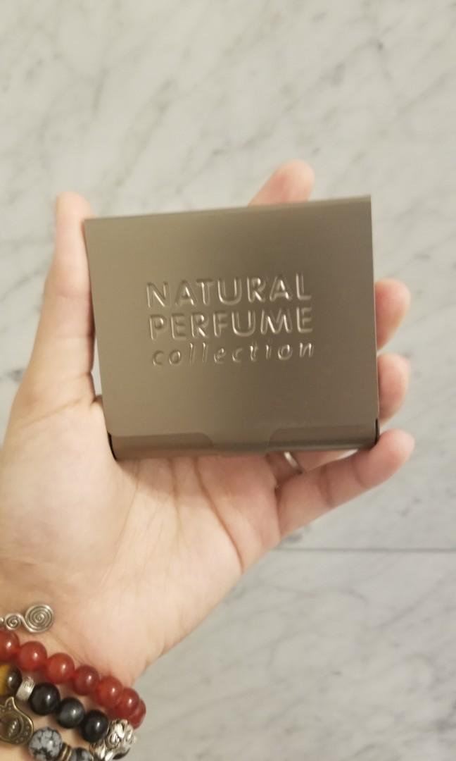 Saje Natural Perfume Collection