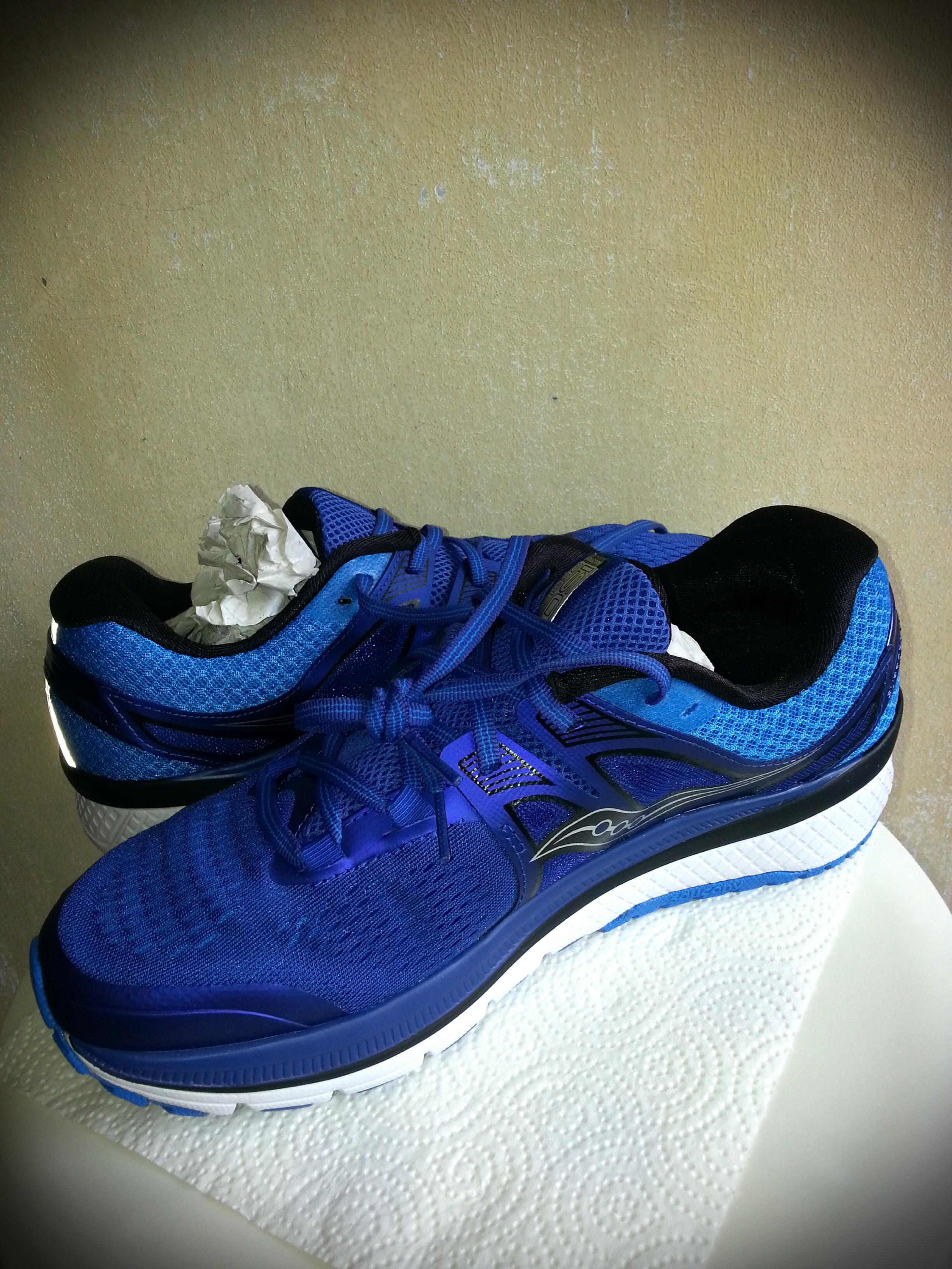 43e0cd9c51 SALE! BN Saucony Triumph ISO 3 Running Shoe (US Size 9.5) Wide