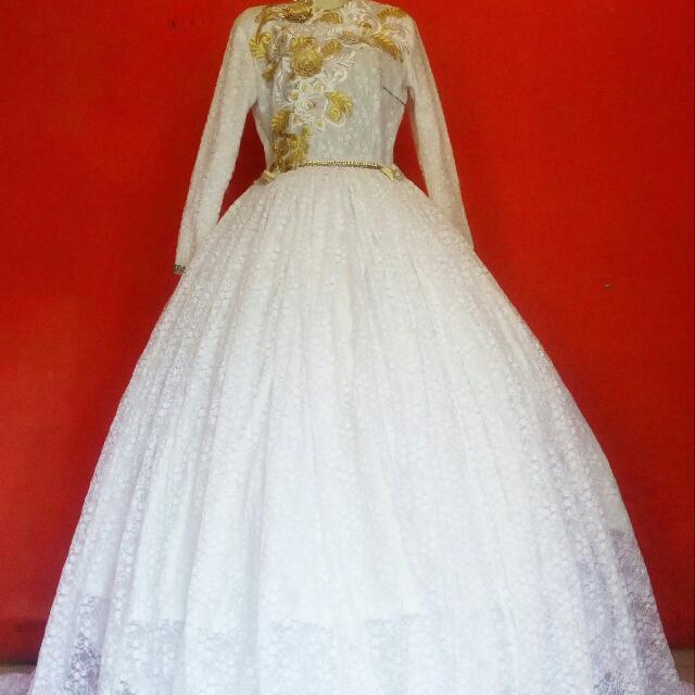 Sewa Gaun Pengantin Kebaya Wisuda Women S Fashion Women S Clothes
