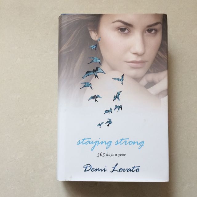 Image result for demi lovato book