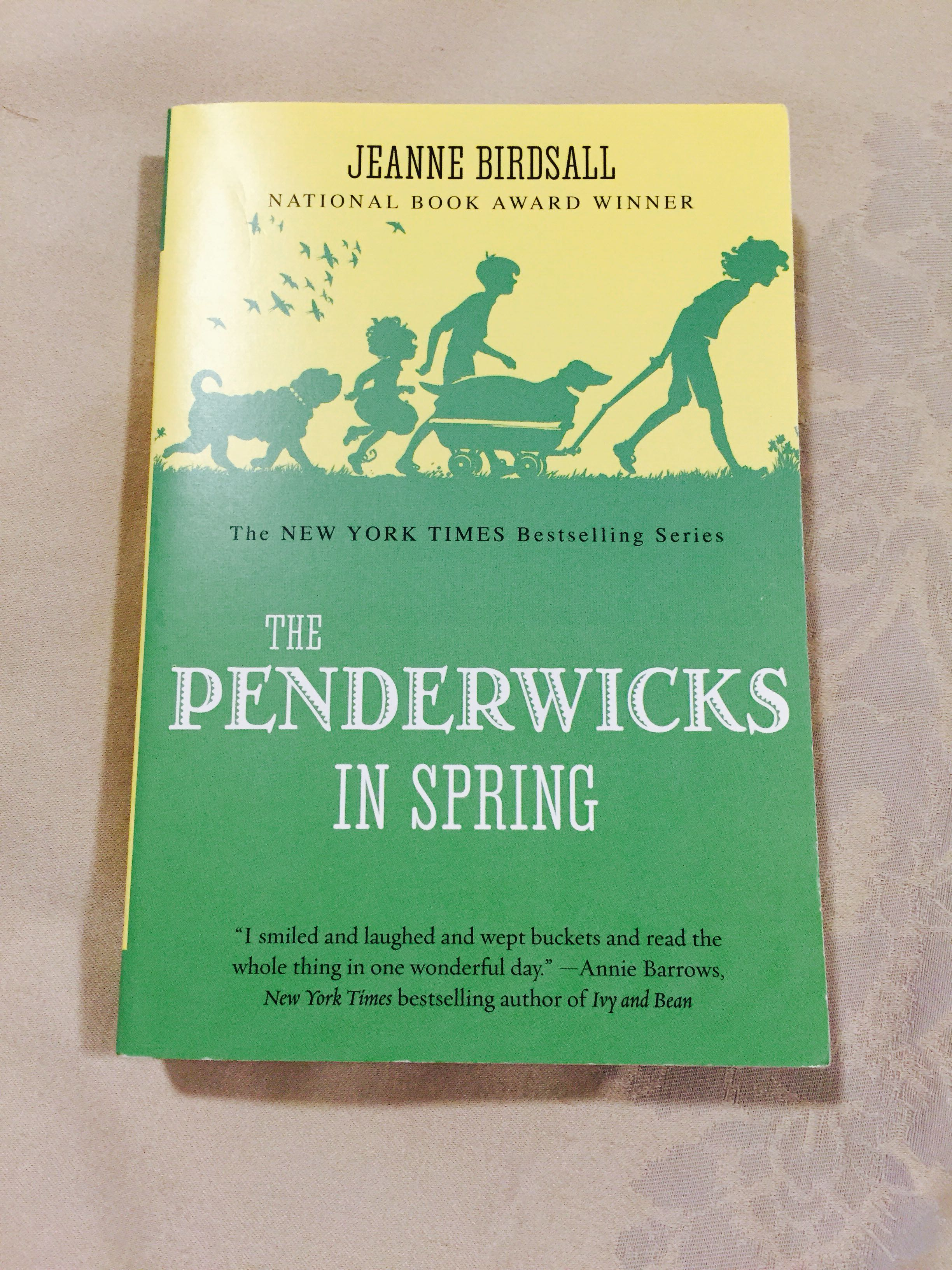 The Penderwicks In Spring, Books & Stationery, Children's