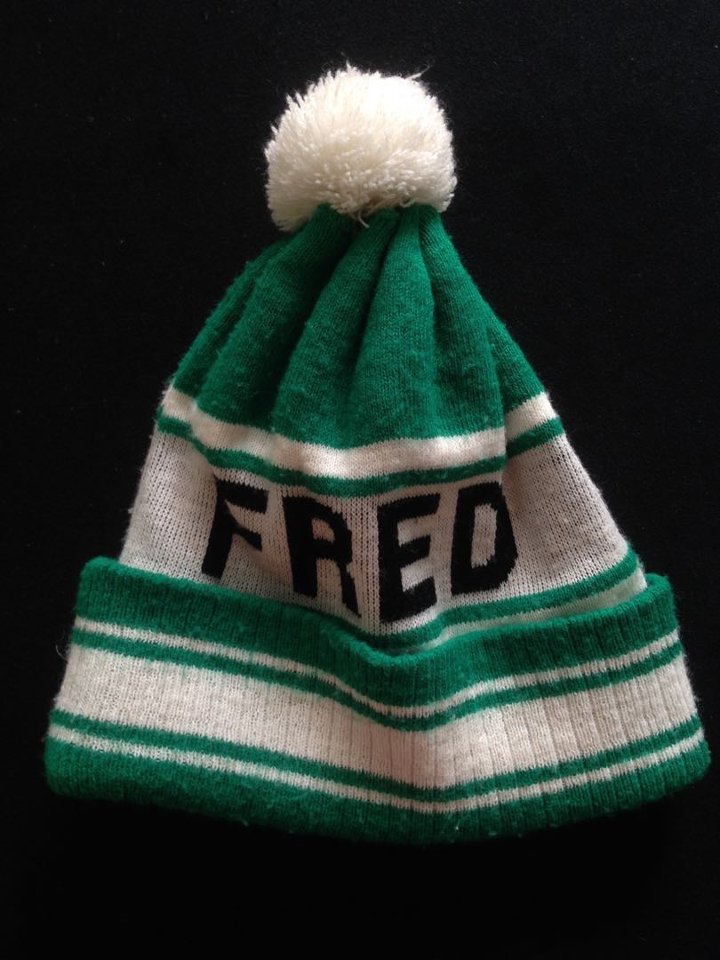 761b8a627 Vintage Fred Perry Beanie/Snowcap Made in Japan