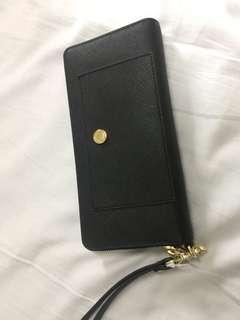 🚚 Michael Kors黑色長夾 手拿包