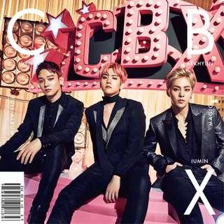 🚚 日本代購 EXO-CBX 日巡周邊商品