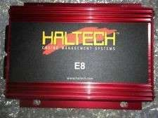 Haltech E8 ECU management