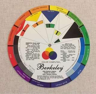 Berkeley Colour Wheel
