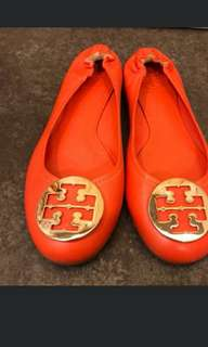 Tory Burch Flats shoes   size9.5  一口價  不議價