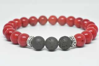 Bamboo Red Coral