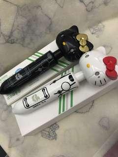Robot kitty pen