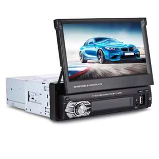MP5 CAR MULTIMEDIA RADIO WITH 7'inch TFT LCD SREEN (TOUCH SCREEN)