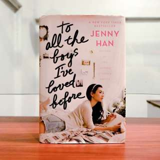 To All The Boys I've Loved Before (HB)