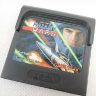 halley wars game gear