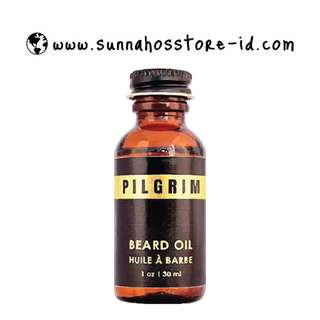 FREE MAILING - Pilgrim Beard Oil By Sunnah Beards Co.