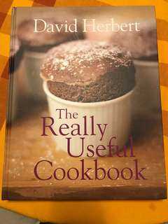 The really useful cookbook by David Hebert