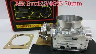 Evo123 Wira 1.8 4g93 S90 Throttle Body