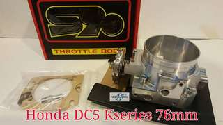 Dc5 K series 76mm S90 Throttle Body
