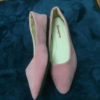 Flat shoes size 38