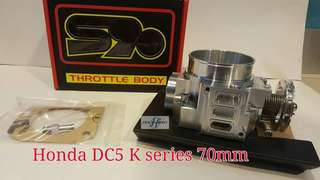 DC5 K series 70mm S90 Throttle Body