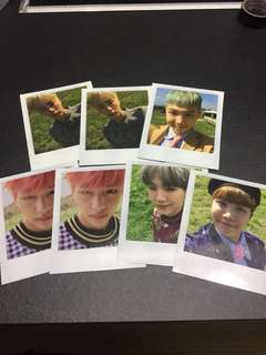 [BTS] Young Forever (yf) photocard