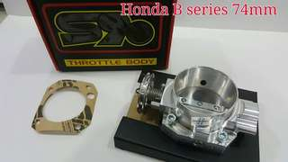 B series 74mm S90 Throttle Body