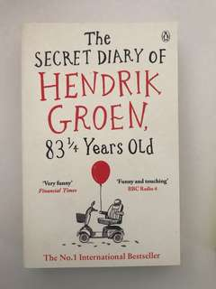 The secret diary of hendrick