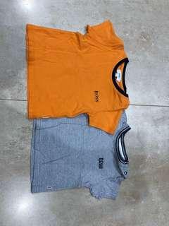Hugo Boss crew neck tshirts (bundle)