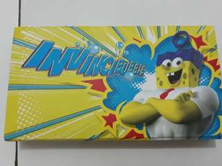 Kotak pensil spongebob