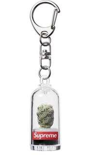 Supreme 仙人掌吊飾 鎖匙扣