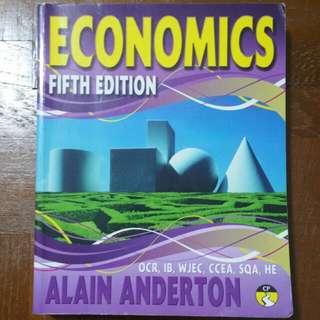 Economics by Alain Anderton
