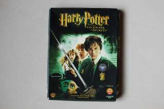 VCD Harry Potter and The Chamber of Secrets