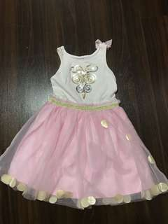 Dress for 2-4 years old