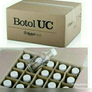 Botol kaca UC